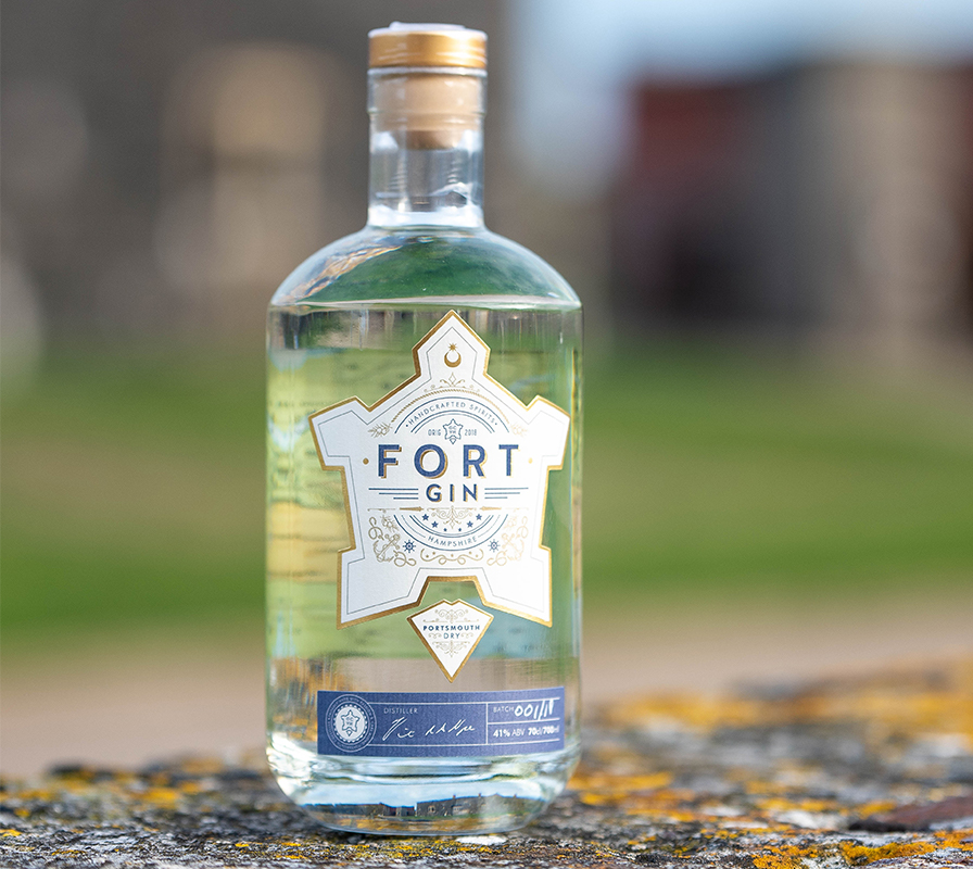 Fort Gin by Portsmouth Distillery