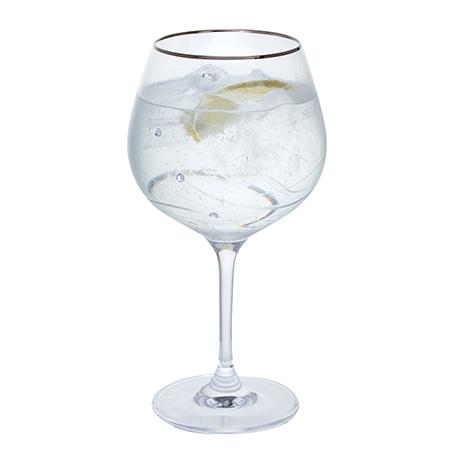 Glitz Single Copa Glass