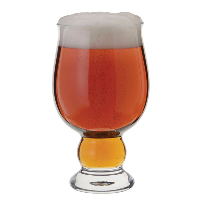 Dartington Drinking Gifts Ultimate Beer Glass - Shaped for flavour