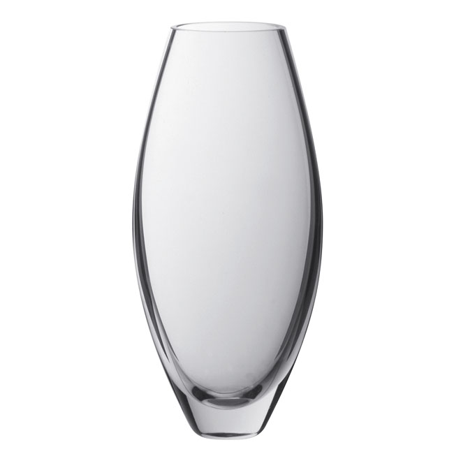 Dartington Opus Large Oval Vase - Slightly Imperfect