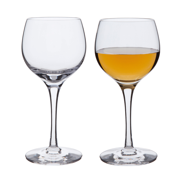 Dartington Chateauneuf Sherry Glasses