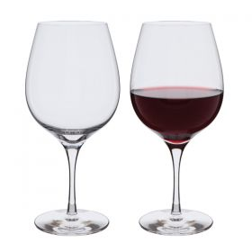 Wine Master Merlot Red Wine Glasses