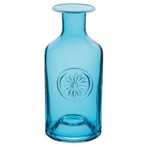 Flower Bottles - Daisy/Turquoise