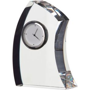 Crescent Clock - Medium