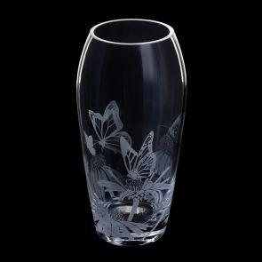 Aspect Butterflies Vase
