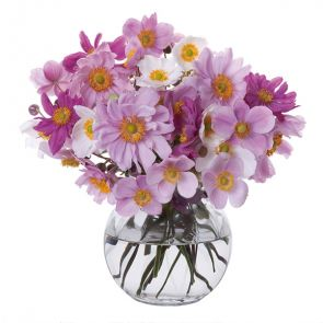 Florabundance Anemone Vase - Slightly Imperfect