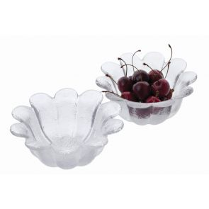 Daisy Dishes Pair