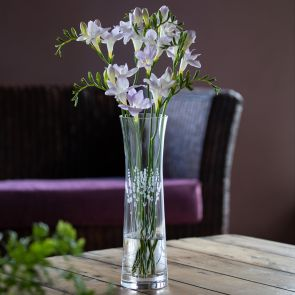 Bloom Tall Lavender Vase