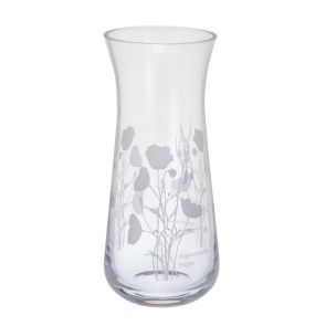 Bloom Small Poppy Vase