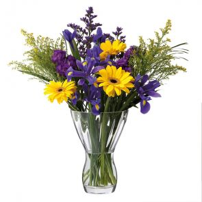 Florabundance Bouquet Classic Vase - Slightly Imperfect