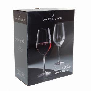 Wine & Bar Stemless Red Wine Pair