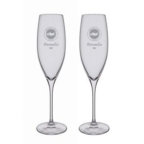 Champagne Flute Pair