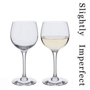 Chateauneuf Small Wine Glass, Set of 2 - Slightly Imperfect