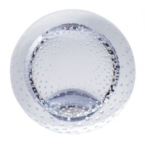 Clear Blank Paperweight