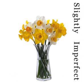 Florabundance Daffodil Vase - Slightly Imperfect