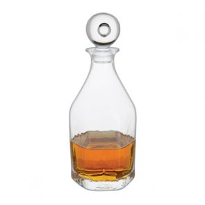 Hexagon Decanter