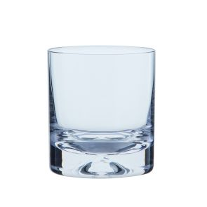 Single Dimple Old Fashioned Whisky Glass