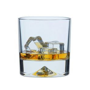 Whisky Glass and 50ml Miniature Gift Set