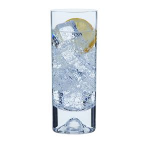 Single Dimple Highball Glass