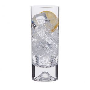 Dimple Highball Glass