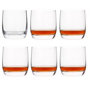Tumbler Glasses 6 Pack - Drink!