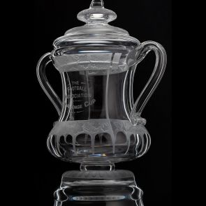 Official Crystal FA Cup Replica