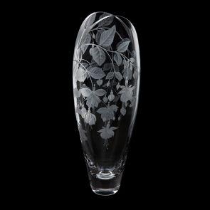 Fuchsia & Bees Vase