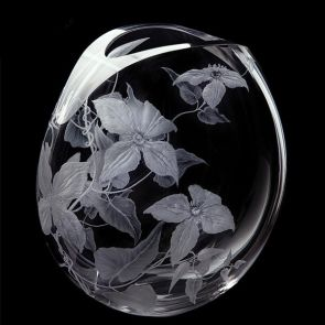 Large Clematis Vase