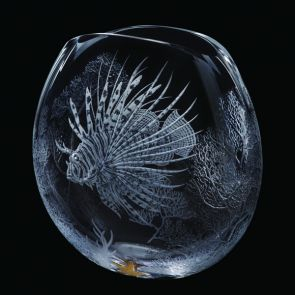The Lion Fish - Large Vase Ed: 10