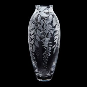 Jardin Wisteria Tall Vase