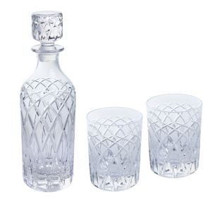 Harris Decanter and Tumbler Gift Set | Clear