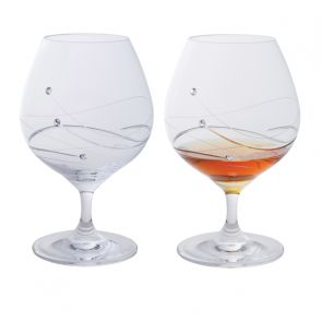 Glitz Brandy/Liqueur Glasses