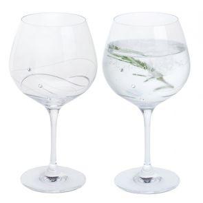 Glitz Gin & Tonic Copa Pair
