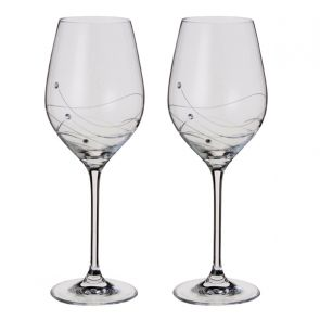 Glitz Wine Glasses