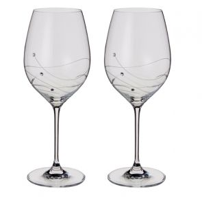 Glitz Goblet Glasses
