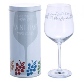 Wine Time - Take Life One Sip at a Time
