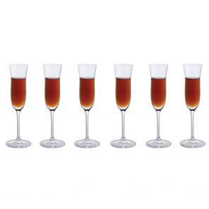 Bar Six Sherry, Set of 6