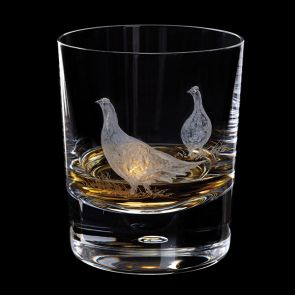 Engraved Grouse Tumbler