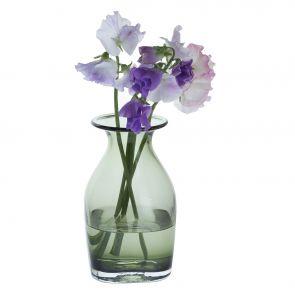 Finbarr Vase Olive Green 18cm