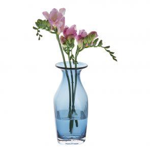 Finbarr Vase Ink Blue 21cm