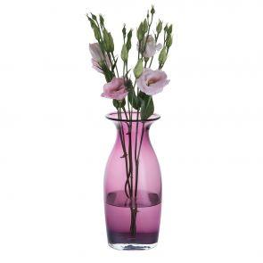Finbarr Vase Amethyst 24cm