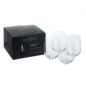 Tony Laithwaites Signature Series - Stemless Tumbler (4 pack)