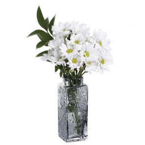 Smoke Small Marguerite Vase