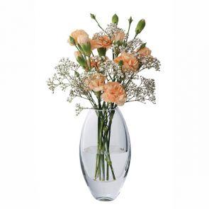 Opus Medium Oval Vase