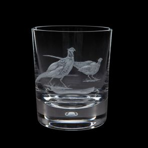 Engraved Game Pheasant Tumbler