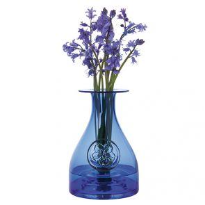 Flower Bottle - Primrose/Cobalt