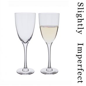 Rachael Small Wine Glasses - Slightly Imperfect