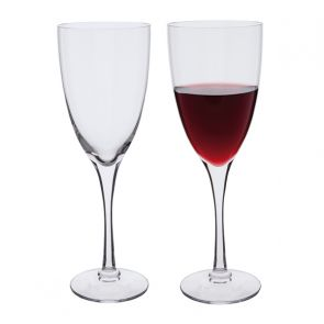Rachael Large Red Wine Glasses