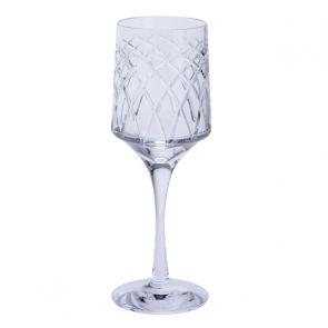 Harris Clear Wine Glass