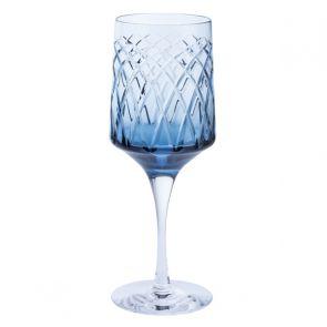 Harris Ink Blue Goblet